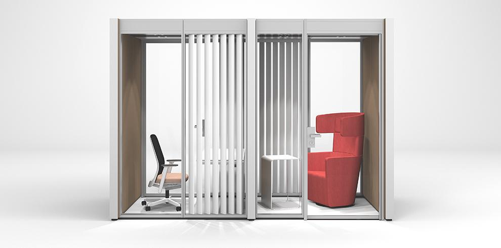 Büromöbel | Das nachwachsende Büro